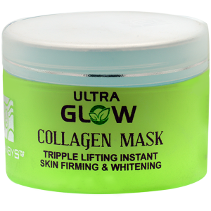 Ultra Glow Herbal Collagen Mask