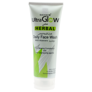 Ultra Glow Herbal Face Wash