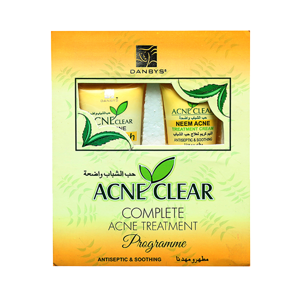 acne clear kit