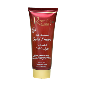 Rosamine Gold Hydrating Facial Gold Shiner