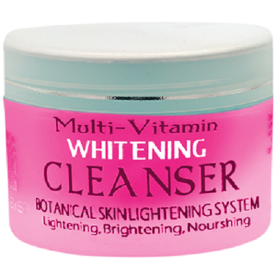 Multivitamin Whitening Cleanser