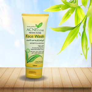 Neem Acne Clear Face Wash