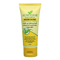 neem acne clear cream